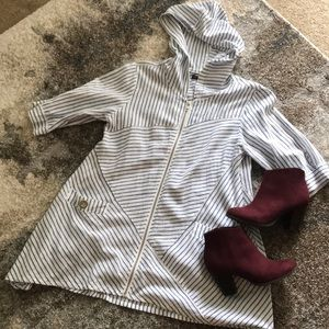 For Cynthia Tops - Adorable Striped Tunic